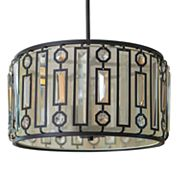 Dorothy 4-Light Drum Pendant Light