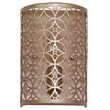 Lucas Laser Cut Wall Sconce Lamp