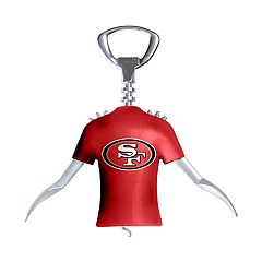 Boelter San Francisco 49ers Wine Bottle Opener