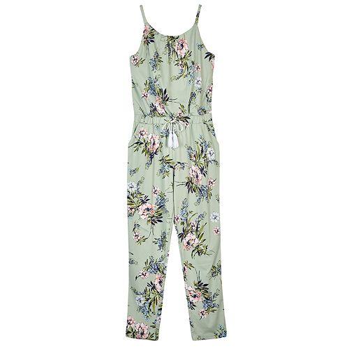 682d4c0d427d1 Girls 7-16 IZ Amy Byer Floral Jumpsuit