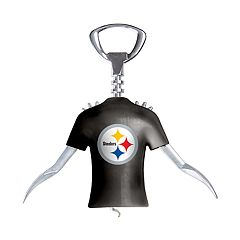 Boelter Pittsburgh Steelers Wine Bottle Opener