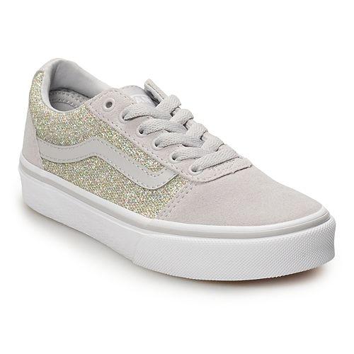 c3ade90313 Vans Ward Glitter Girls  Skate Shoes