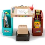 Simplay3 Create & Store Art Desk