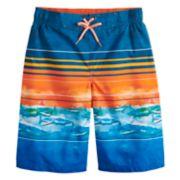 Boys 8-20 ZeroXposur Shark Swim Trunks