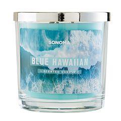 SONOMA Goods for Life™ Blue Hawaiian 14-oz. Candle Jar