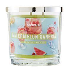 SONOMA Goods for Life™ Watermelon Sangria 14-oz. Candle Jar