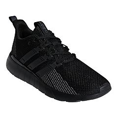 66d512765 adidas Questar Flow Men s Sneakers. Black Gray White ...