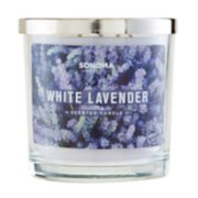 SONOMA Goods for Life? White Lavender 14-oz. Candle Jar