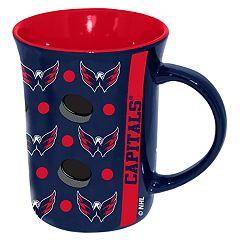 Washington Capitals Line Up Mug