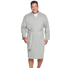 Big & Tall Croft & Barrow® True Comfort Lightweight Knit Robe