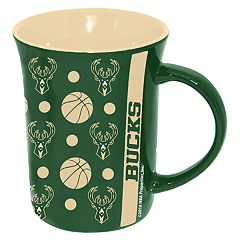 Milwaukee Bucks Line Up Coffee Mug
