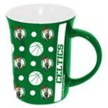 Boston Celtics Line Up Coffee Mug