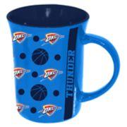 Oklahoma City Thunder Line Up Coffee Mug