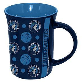 Minnesota Timberwolves Line Up Coffee Mug