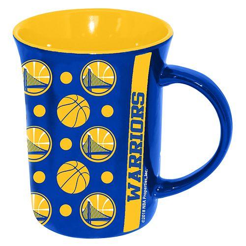 853d922df21 Golden State Warriors Line Up Coffee Mug