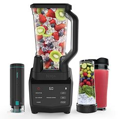 Ninja Smart Screen Blender DUO with FreshVac Technology