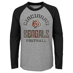 Boys 4-18 Cincinnati Bengals Gridiron Tee
