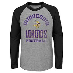 Boys 4-18 Minnesota Vikings Gridiron Tee