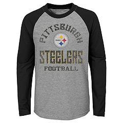 Boys 4-18 Pittsburgh Steelers Gridiron Tee