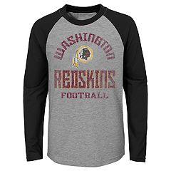 Boys 4-18 Washington Redskins Gridiron Tee