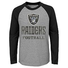 Boys 4-18 Oakland Raiders Gridiron Tee