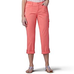 Women's Lee Relaxed Fit Flex-To-Go Cargo Capris