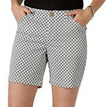 Women's Lee® Chino Walking Shorts