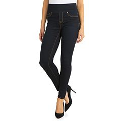 Women's Jordache Callie Wide-Waistband Pull On Jeggings
