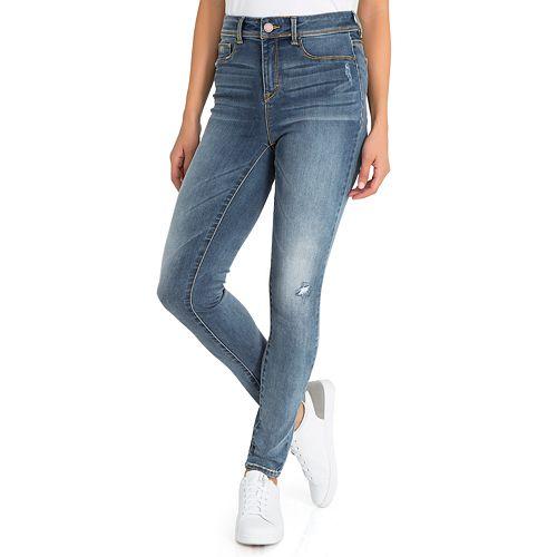 edc03b34937 Women s Jordache Super High-Waisted Skinny Jeans