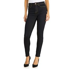 Women's Jordache Super High-Waisted Skinny Jeans