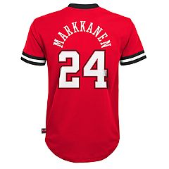 Boys 8-20 Chicago Bulls Lauri Markkanen Jersey Top