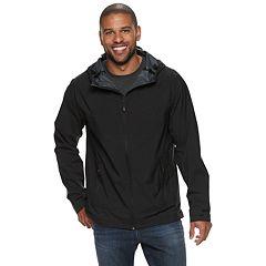 Men's Hemisphere Hooded Rain Jacket