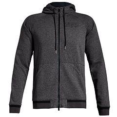 Men's Under Armour Baseline Fleece Full-Zip Hoodie