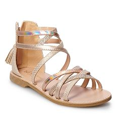 Self Esteem Selola Girls' Gladiator Sandals