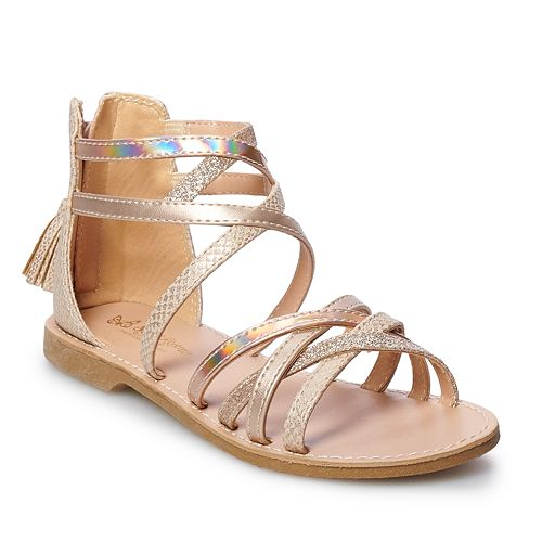 Self Esteem Selola Girls' Gladiator Sandals