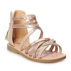 Self Esteem Selolita Toddler Girls' Gladiator Sandals