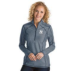 Women's Antigua New York Yankees Tempo Pullover
