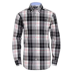 Boys 8-20 Chaps Plaid Button-Down Shirt