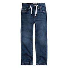 Boys 4-7x Levi's® Slim Fit Drawstring Jeans