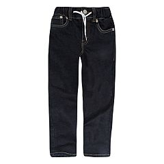 Boys 4-7x Levi's® Slim Fit Drawstring Jeans