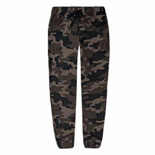 Boys 4-7x Levi's® Twill Camouflaged Jogger Pants
