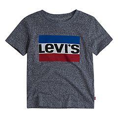 Boys 4-7 Levi's® Graphic Tee