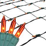 Northlight Seasonal Orange Mini Christmas Lights