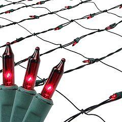 Northlight Seasonal Red Mini Christmas Lights