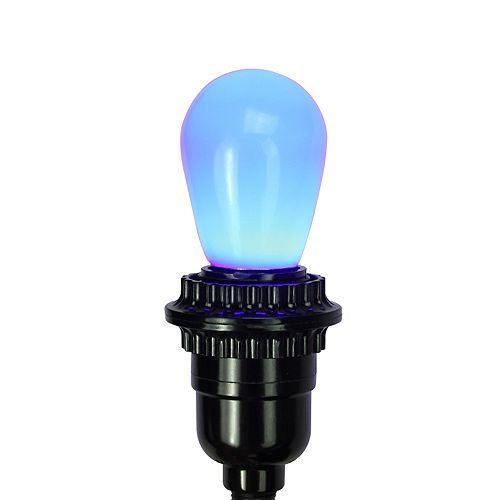 Replacement Christmas Bulbs.Northlight Seasonal 25 Opaque Multi Colored Led S14