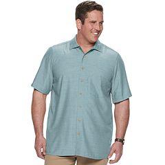 Men's Batik Bay Classic-Fit Textured Slubbed Button-Down Shirt