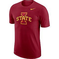 c4c2b805 Men's Nike Iowa State Cyclones Logo Tee