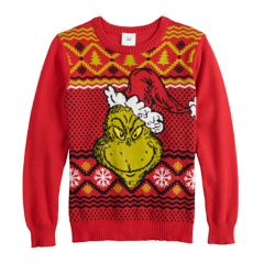 How The Grinch Stole Christmas Character Kohls