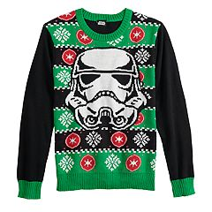 Boys 8-20 Star Wars Storm Trooper Christmas Sweater