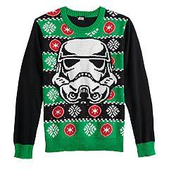 Boys 8-20 Star Wars Storm Trooper Christmas Sweater